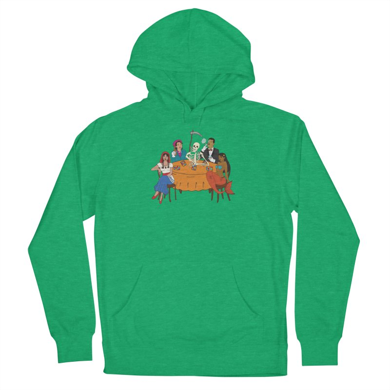 Loteria Party Men's French Terry Pullover Hoody by yocelynriojas's Artist Shop