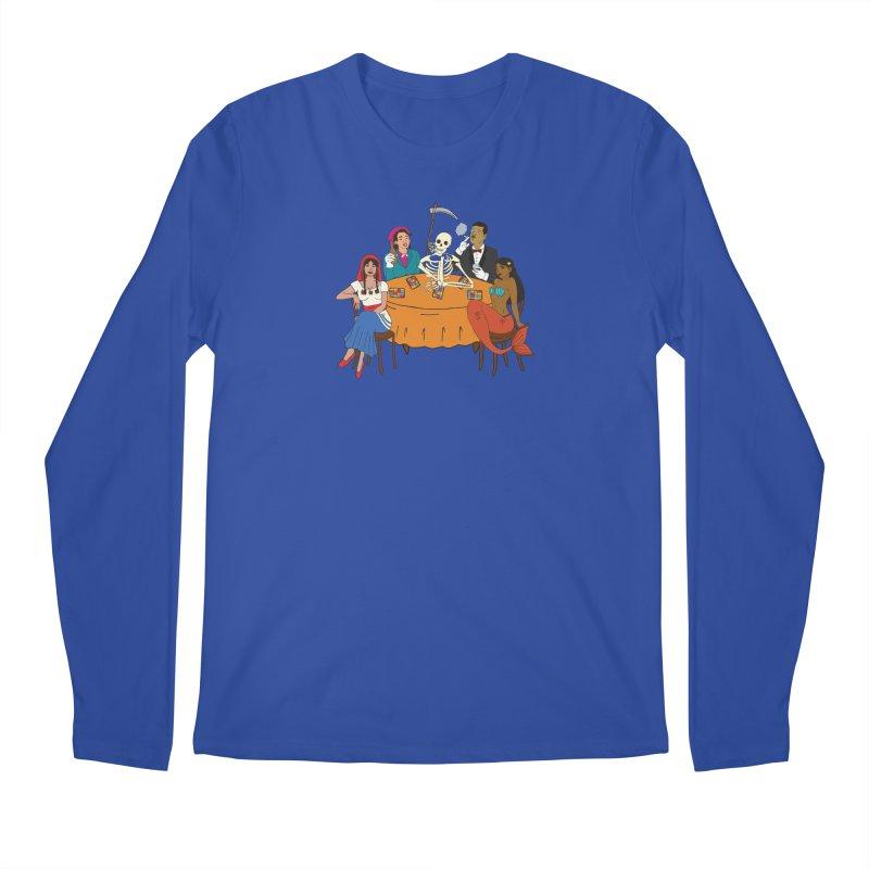 Loteria Party Men's Longsleeve T-Shirt by yocelynriojas's Artist Shop