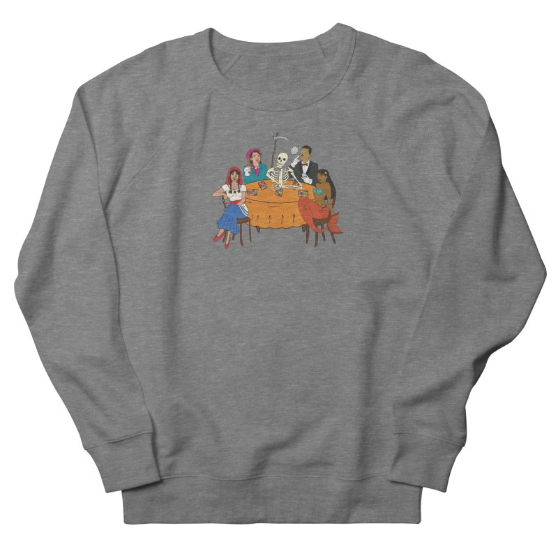 Loteria Party Women's French Terry Sweatshirt by yocelynriojas's Artist Shop