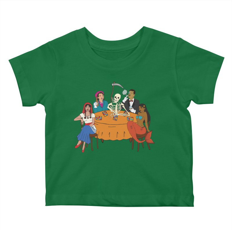 Loteria Party Kids Baby T-Shirt by yocelynriojas's Artist Shop