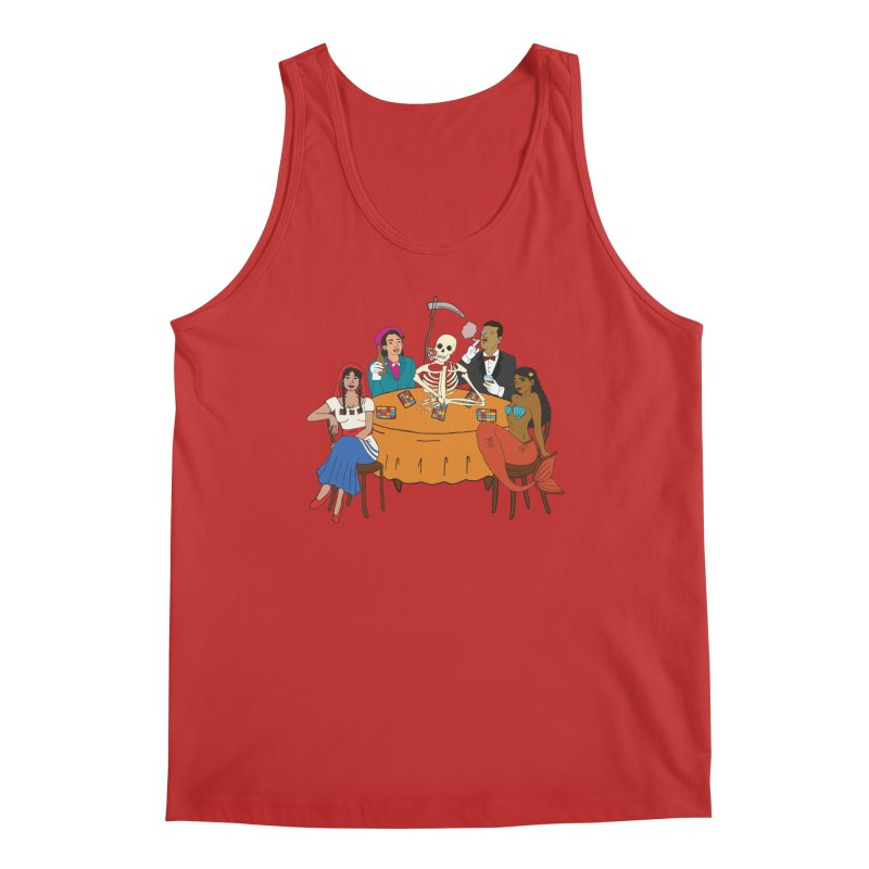 Loteria Party Men's Tank by yocelynriojas's Artist Shop