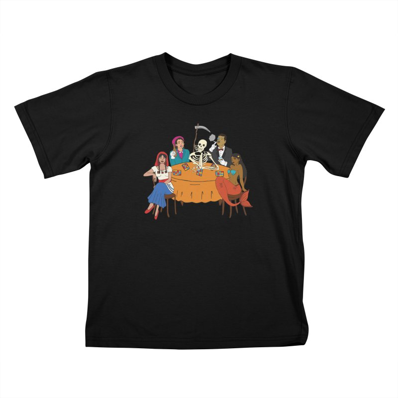 Loteria Party Kids T-Shirt by yocelynriojas's Artist Shop