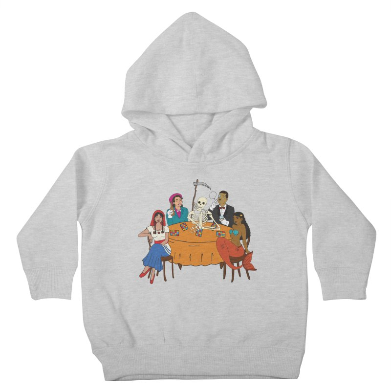 Loteria Party Kids Toddler Pullover Hoody by yocelynriojas's Artist Shop