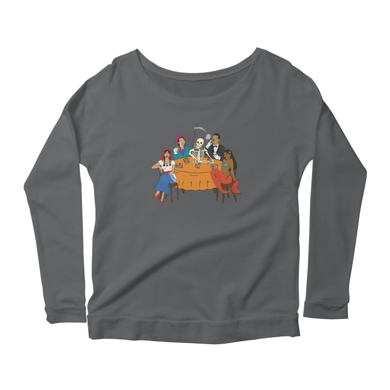 Loteria Party Women's Longsleeve T-Shirt by yocelynriojas's Artist Shop