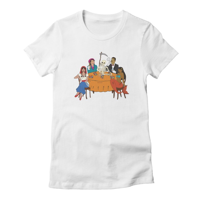 Loteria Party Women's T-Shirt by yocelynriojas's Artist Shop