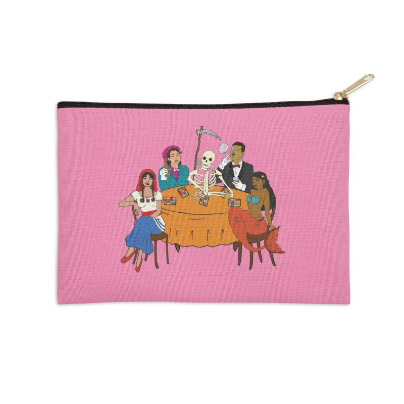 Loteria Party Accessories Zip Pouch by yocelynriojas's Artist Shop