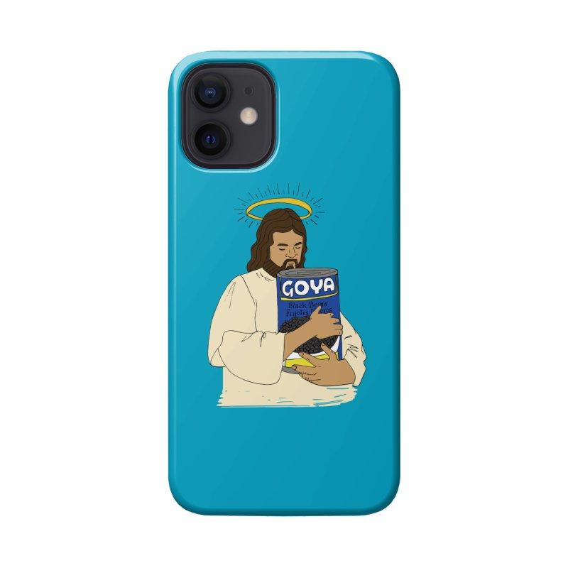 Jesus con Goya Accessories Phone Case by yocelynriojas's Artist Shop
