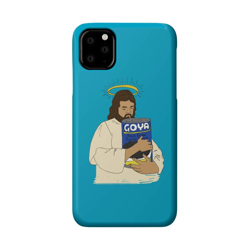 Jesus con Goya Accessories Phone Case by yocelynriojas's Artist Shop