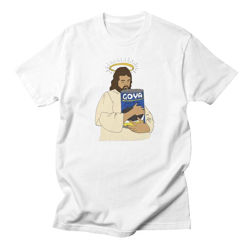 Jesus con Goya Men's T-Shirt by yocelynriojas's Artist Shop