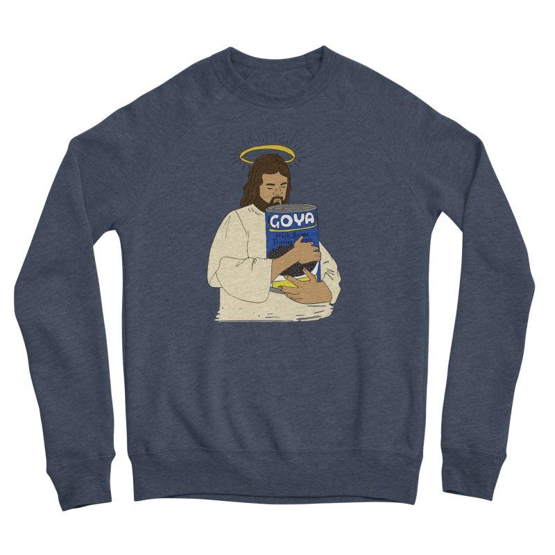 Jesus con Goya Women's Sponge Fleece Sweatshirt by yocelynriojas's Artist Shop
