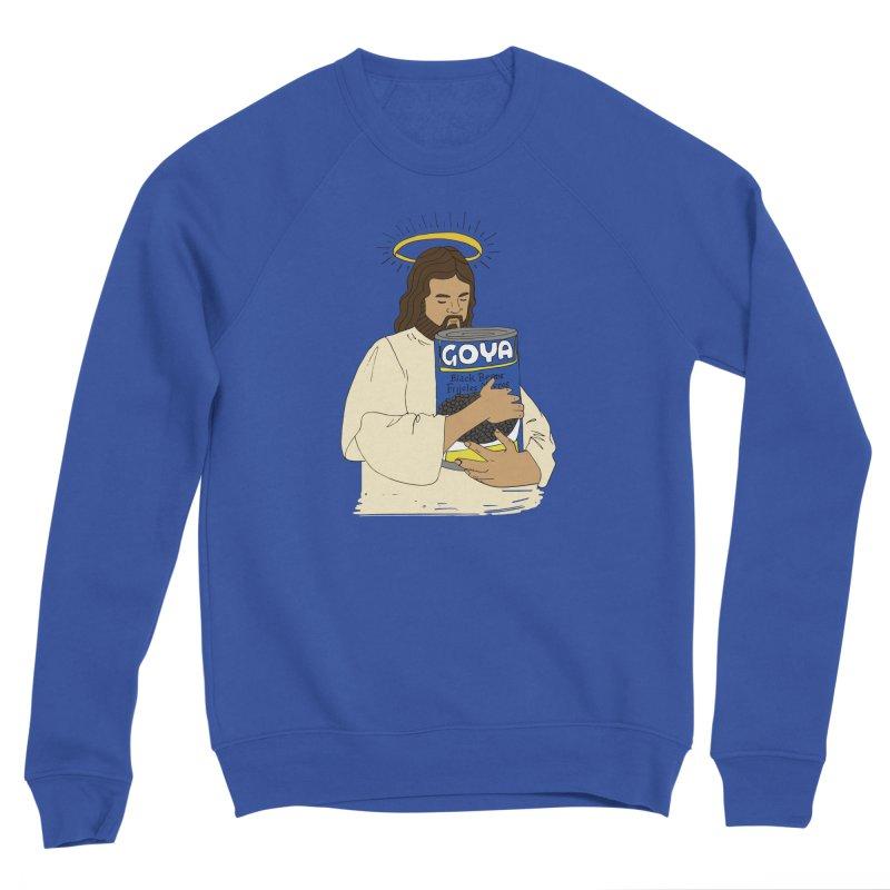 Jesus con Goya Women's Sweatshirt by yocelynriojas's Artist Shop