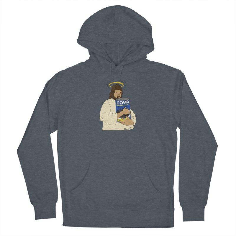 Jesus con Goya Women's Pullover Hoody by yocelynriojas's Artist Shop