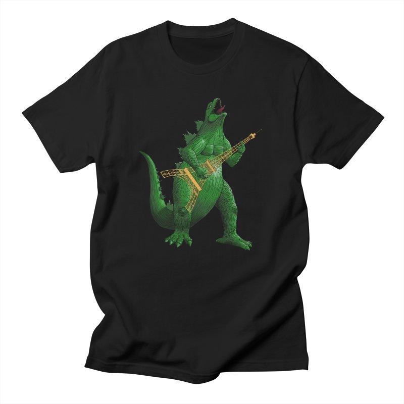 Heavy Metal Women's Unisex T-Shirt by Yoda's Artist Shop
