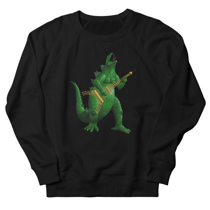 Heavy Metal Men's Sweatshirt by Yoda's Artist Shop