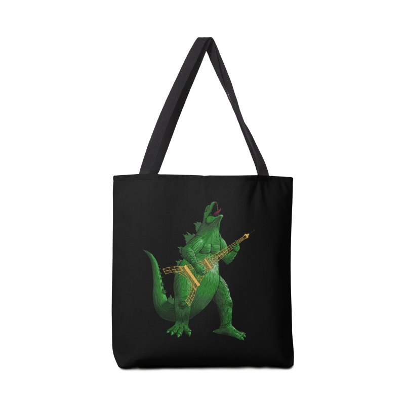 Heavy Metal Accessories Bag by Yoda's Artist Shop