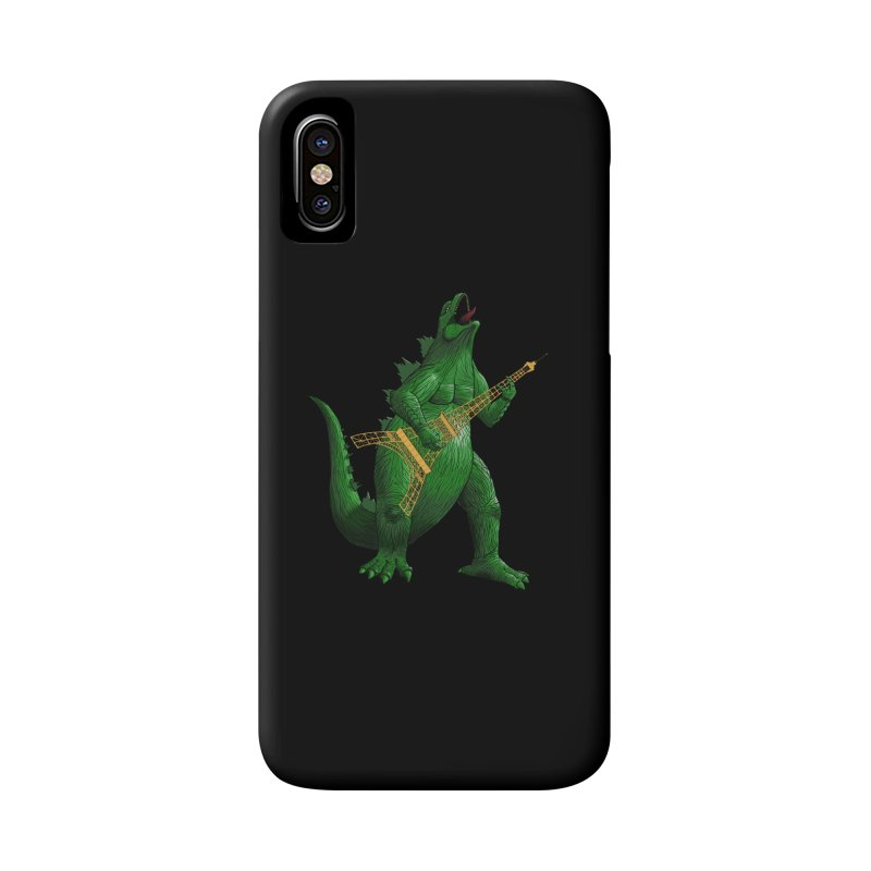 Heavy Metal Accessories Phone Case by Yoda's Artist Shop