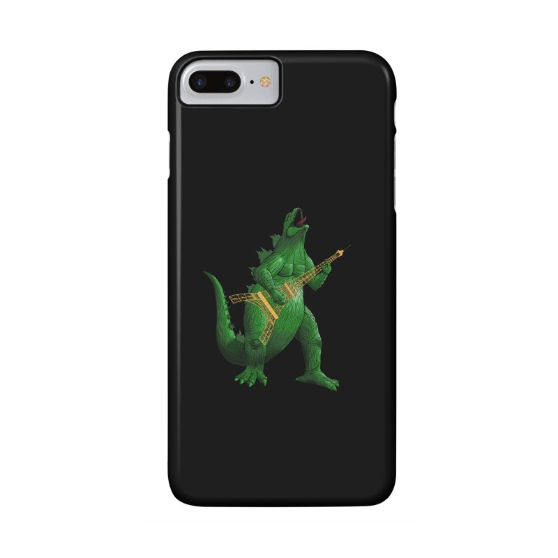 Heavy Metal Accessories Phone Case by Yoda's Artist Shop