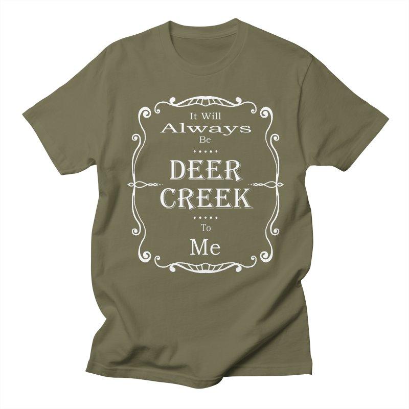 Remember Deer Creek Women's Unisex T-Shirt by Yoda's Artist Shop