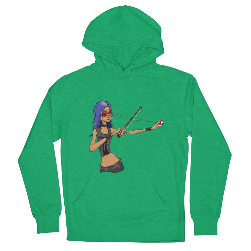 The Eyeolinist Men's Pullover Hoody by Yoda's Artist Shop