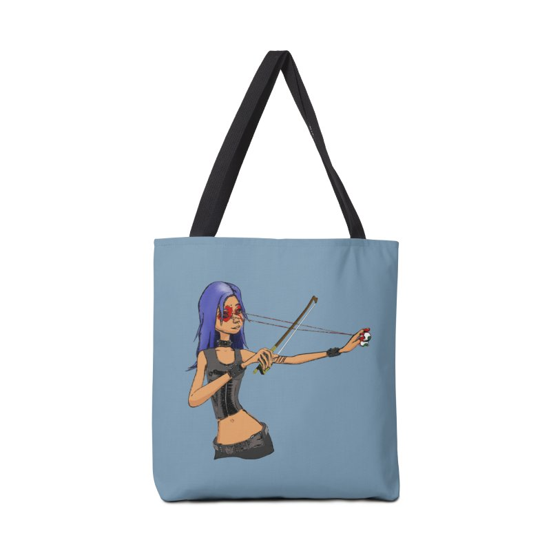 The Eyeolinist Accessories Bag by Yoda's Artist Shop