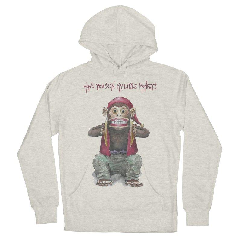 Evil Toy Monkey Women's Pullover Hoody by Yodagoddess' Artist Shop