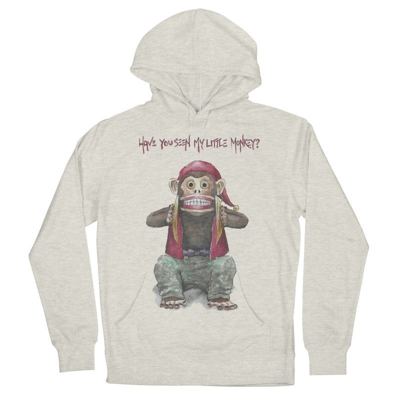 Evil Toy Monkey Men's Pullover Hoody by Yodagoddess' Artist Shop