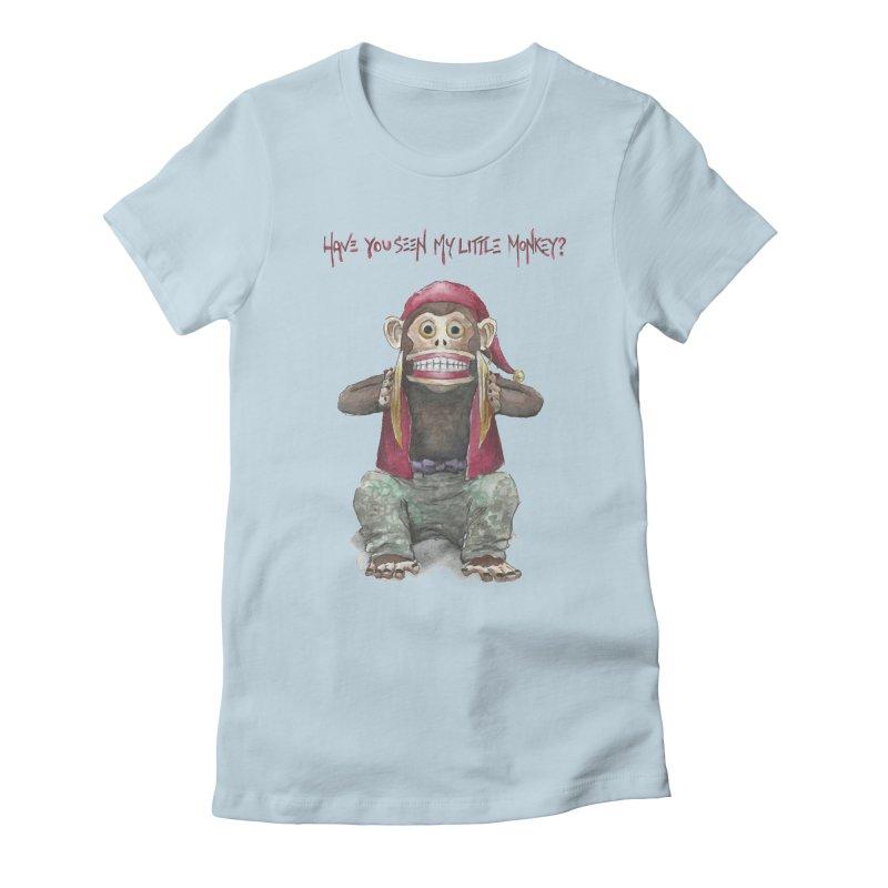Evil Toy Monkey Women's Lounge Pants by Yodagoddess' Artist Shop