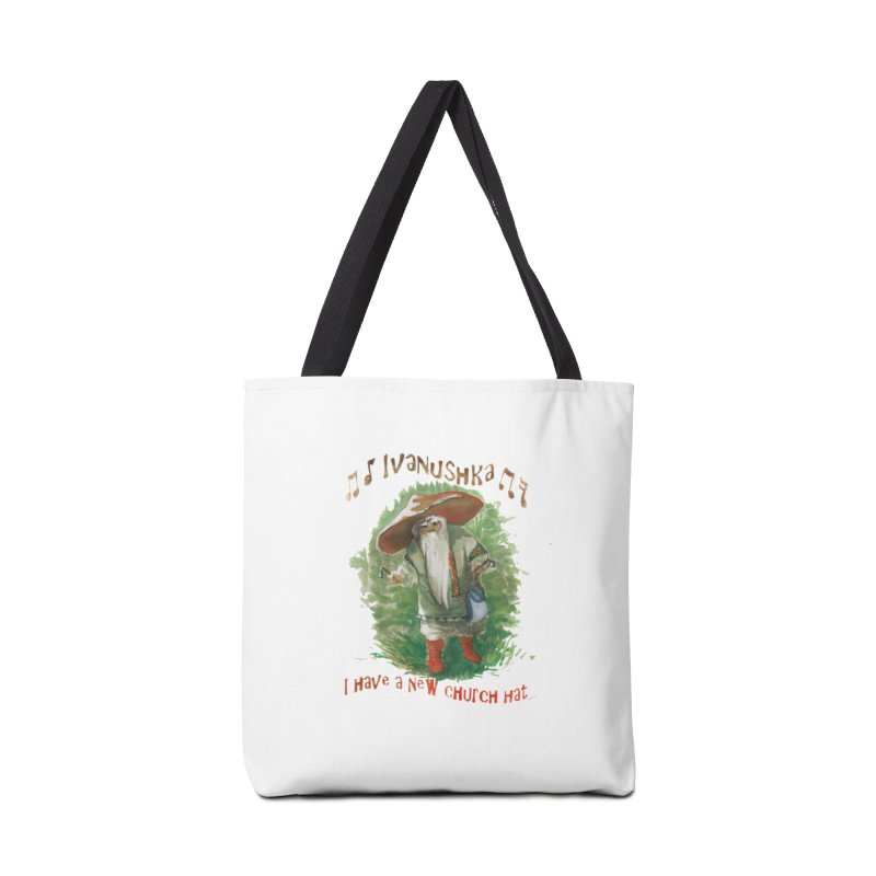Grandfather Mushroom Accessories Bag by Yodagoddess' Artist Shop