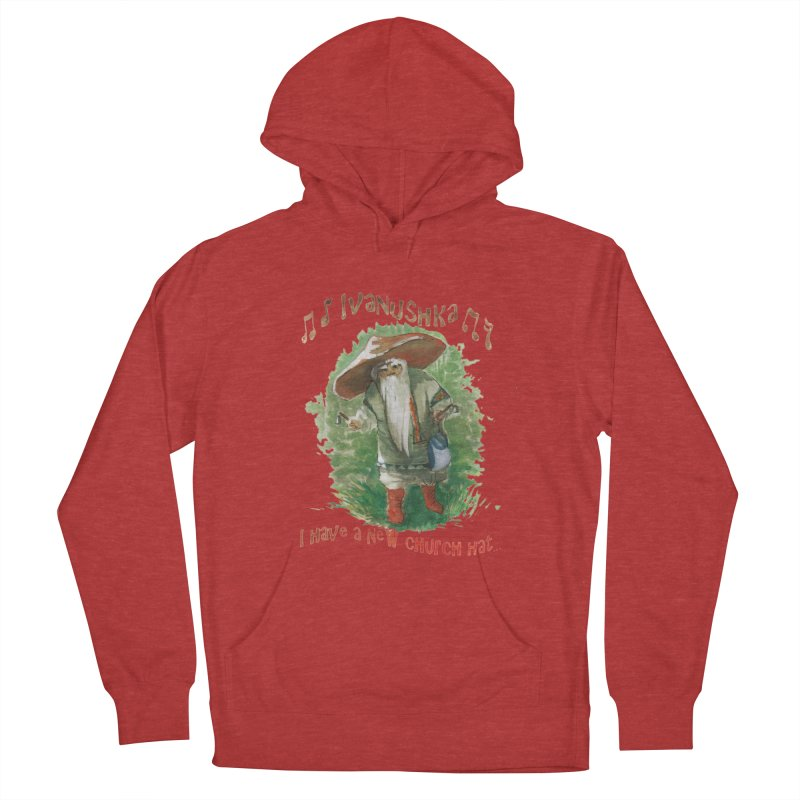 Grandfather Mushroom Men's Pullover Hoody by Yodagoddess' Artist Shop