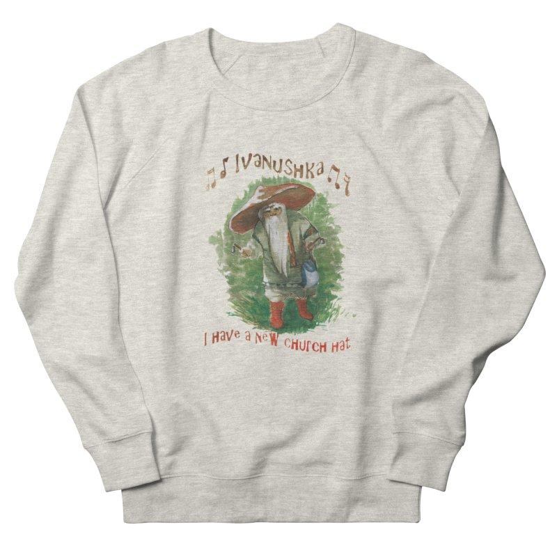 Grandfather Mushroom Men's Sweatshirt by Yodagoddess' Artist Shop