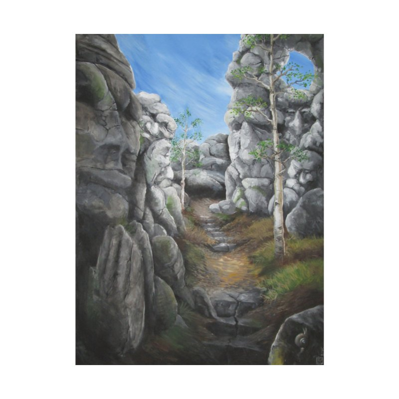 Rock Faces by Yodagoddess' Artist Shop