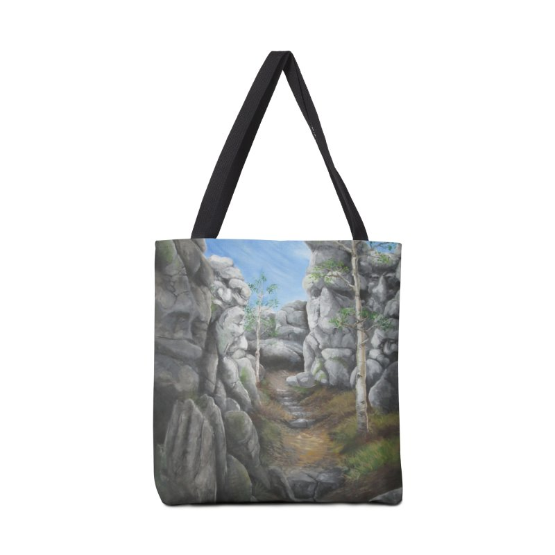 Rock Faces Accessories Bag by Yodagoddess' Artist Shop