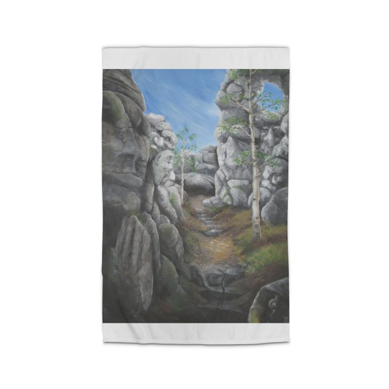 Rock Faces Home Rug by Yodagoddess' Artist Shop