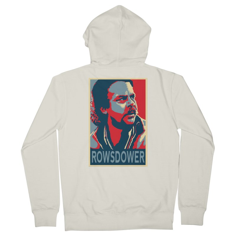 The Great Canadian Hope Women's French Terry Zip-Up Hoody by Yodagoddess' Artist Shop