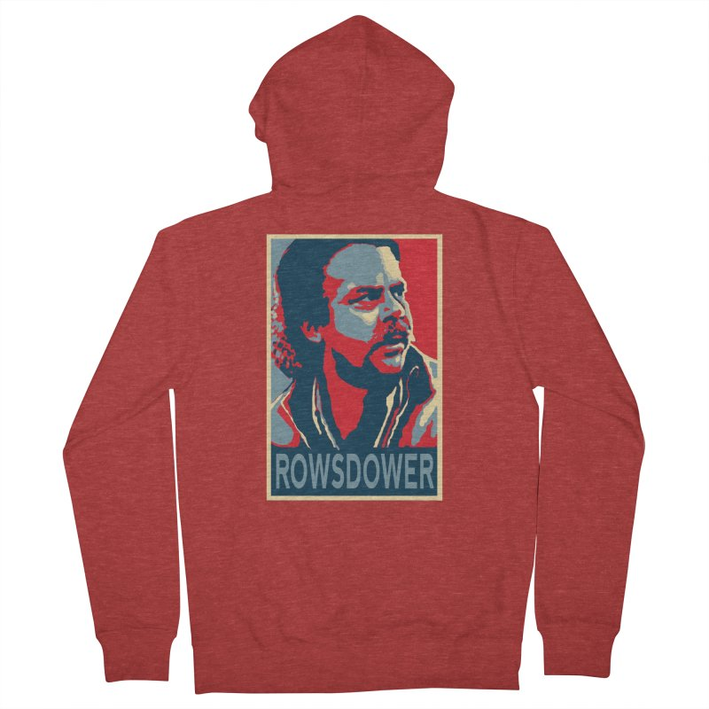 The Great Canadian Hope Men's French Terry Zip-Up Hoody by Yodagoddess' Artist Shop