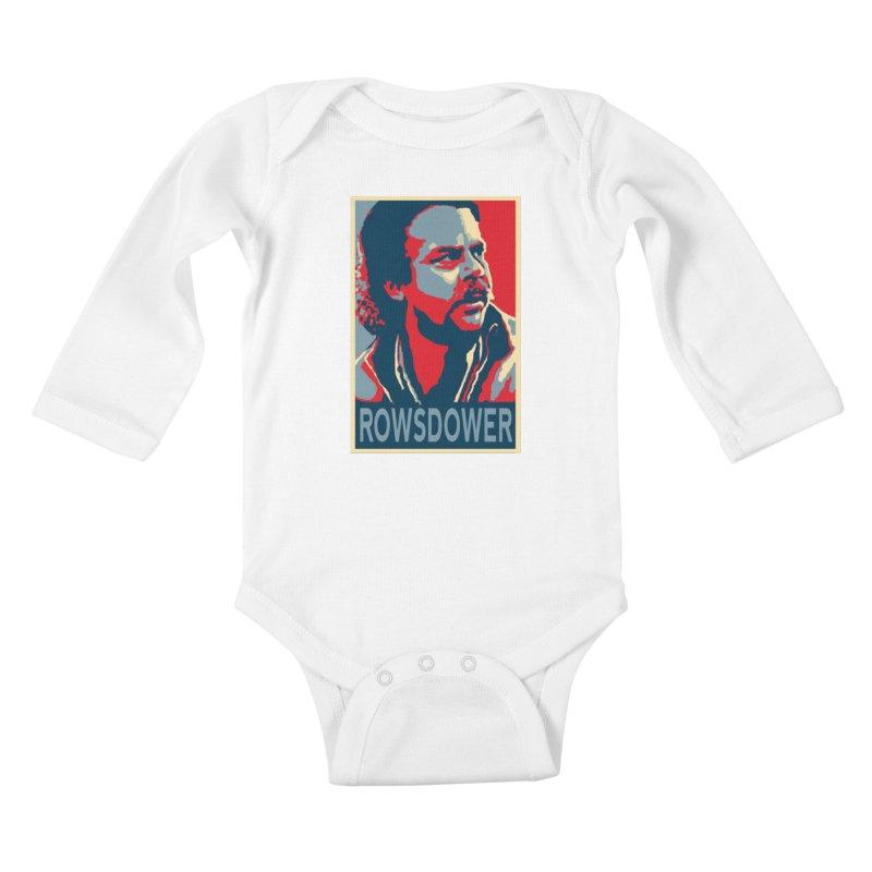 The Great Canadian Hope Kids Baby Longsleeve Bodysuit by Yodagoddess' Artist Shop