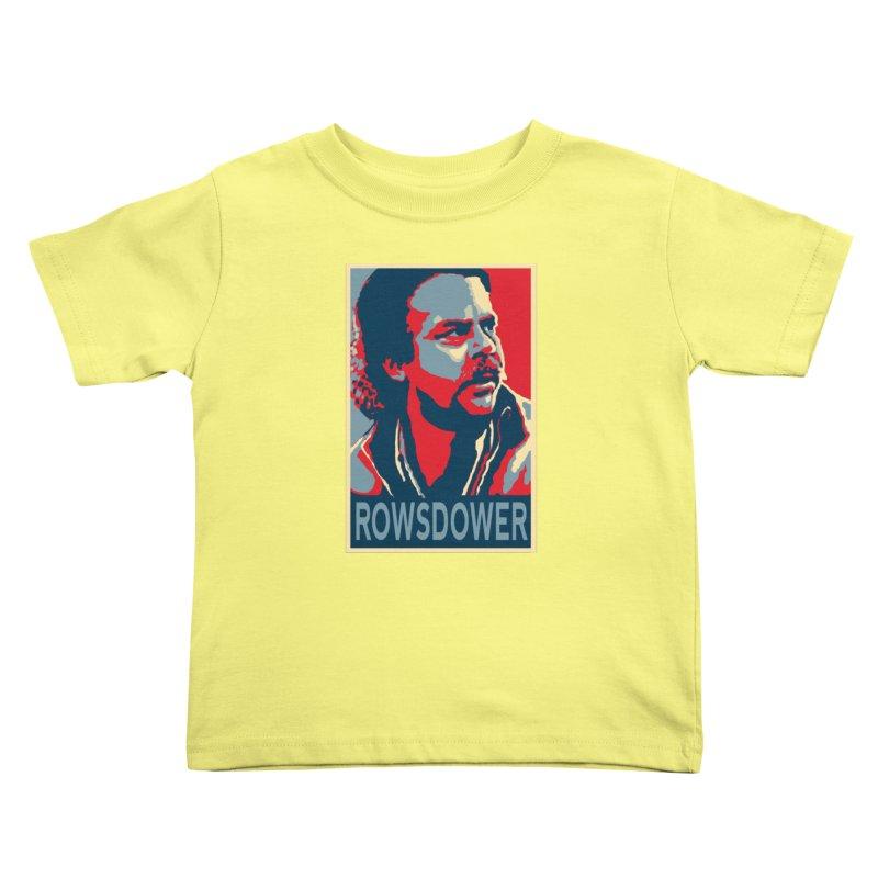 The Great Canadian Hope Kids Toddler T-Shirt by Yodagoddess' Artist Shop