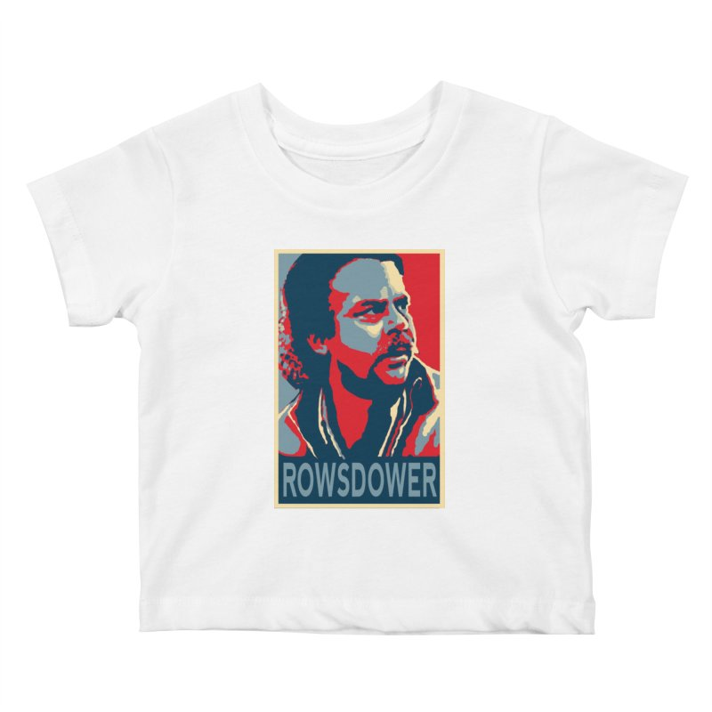 The Great Canadian Hope Kids Baby T-Shirt by Yodagoddess' Artist Shop