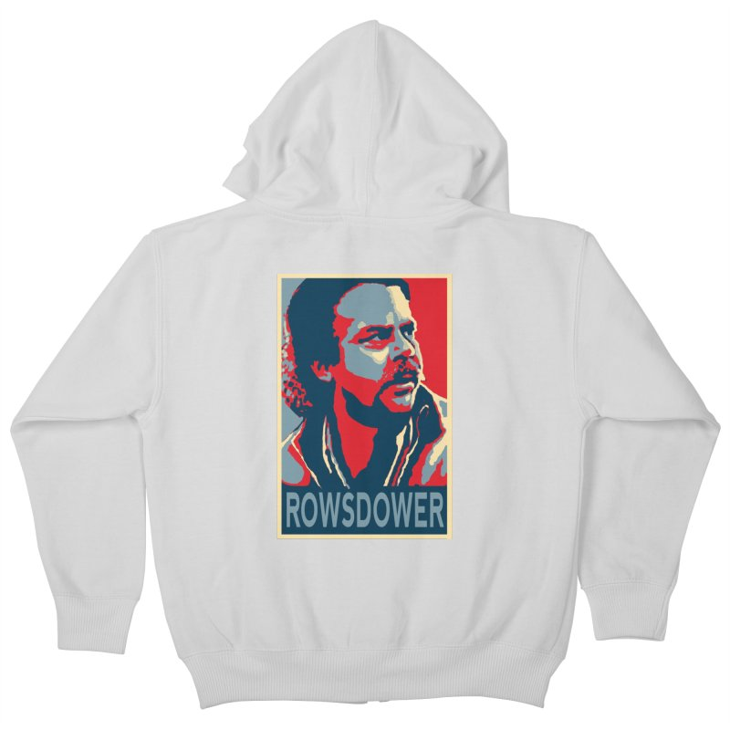 The Great Canadian Hope Kids Zip-Up Hoody by Yodagoddess' Artist Shop