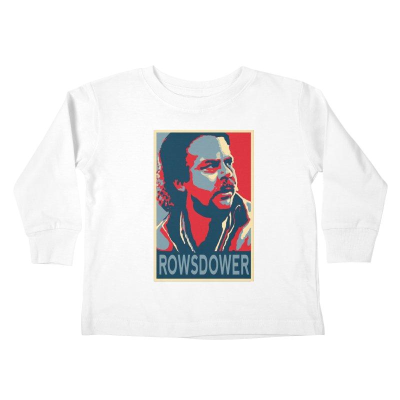 The Great Canadian Hope Kids Toddler Longsleeve T-Shirt by Yodagoddess' Artist Shop