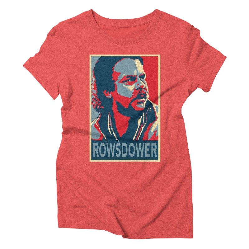 The Great Canadian Hope Women's Triblend T-Shirt by Yodagoddess' Artist Shop