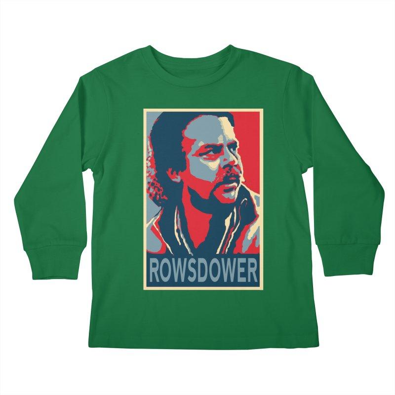 The Great Canadian Hope Kids Longsleeve T-Shirt by Yodagoddess' Artist Shop