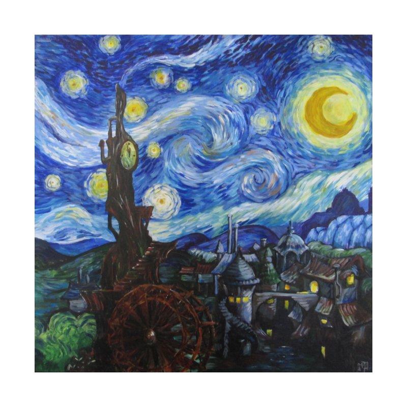 Steampunk Starry Night None  by Yodagoddess' Artist Shop