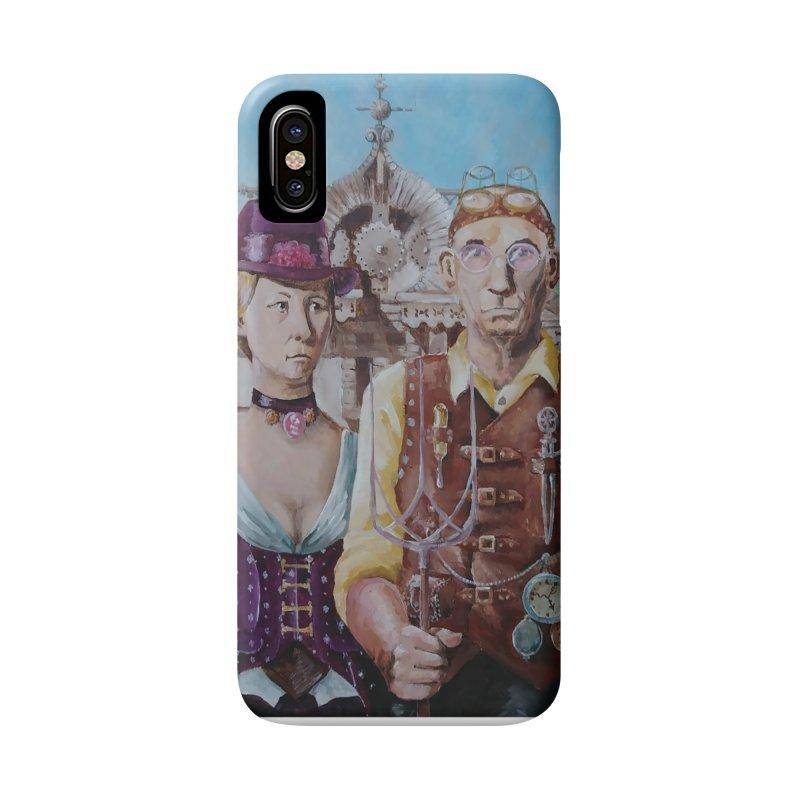 American Steampunk Accessories Phone Case by Yodagoddess' Artist Shop