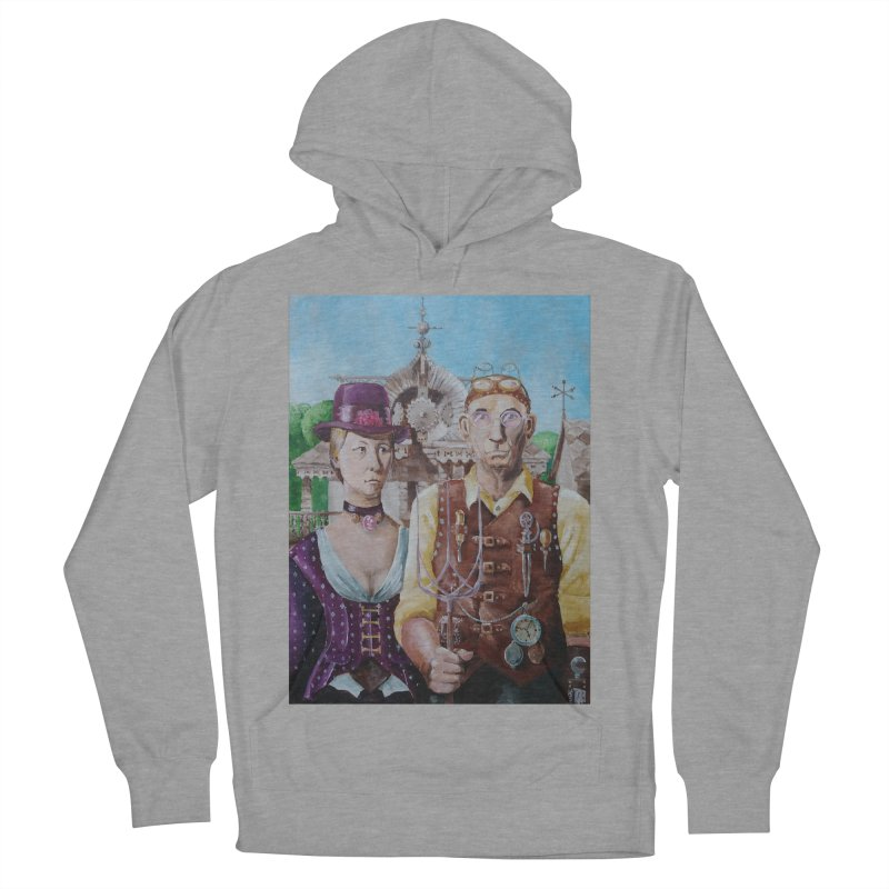 American Steampunk Men's Pullover Hoody by Yodagoddess' Artist Shop