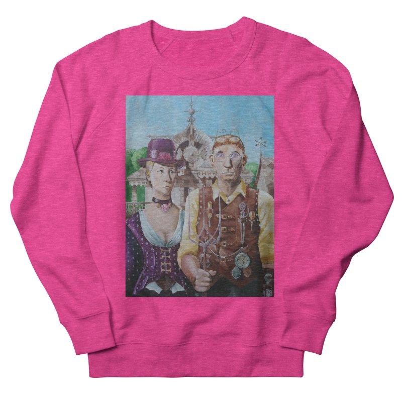 American Steampunk Women's Sweatshirt by Yodagoddess' Artist Shop