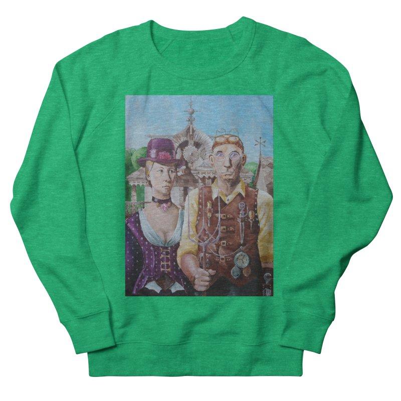 American Steampunk Men's Sweatshirt by Yodagoddess' Artist Shop
