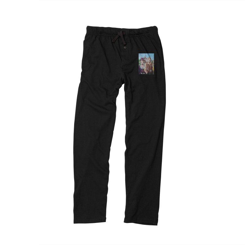 American Steampunk Men's Lounge Pants by Yodagoddess' Artist Shop