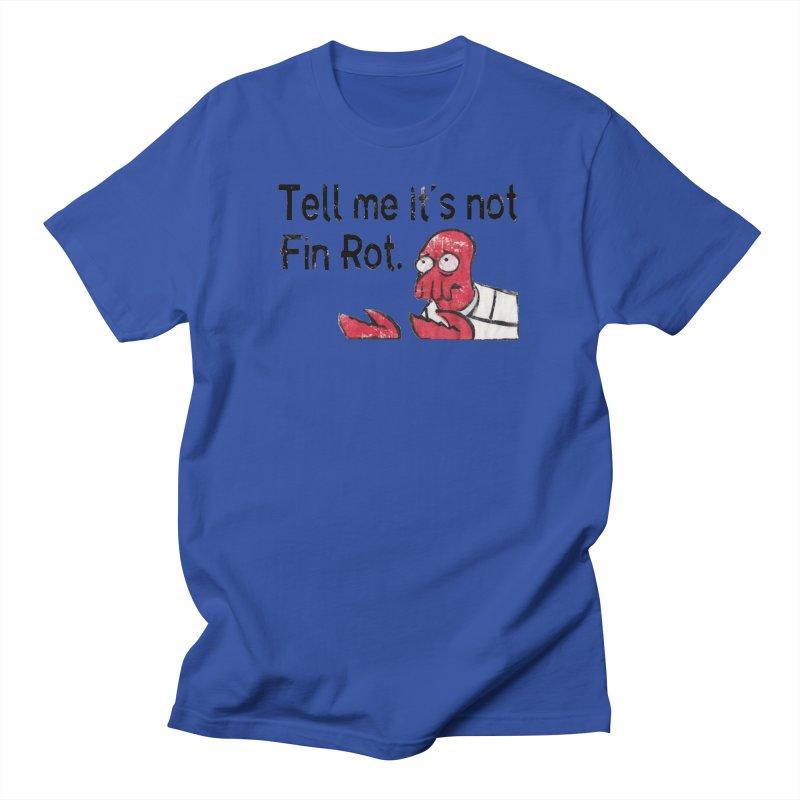 Not Fin Rot Women's Unisex T-Shirt by Yodagoddess' Artist Shop