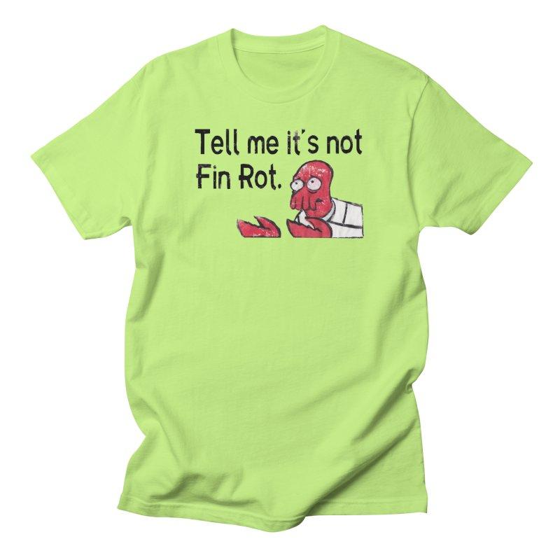 Not Fin Rot Women's Regular Unisex T-Shirt by Yodagoddess' Artist Shop